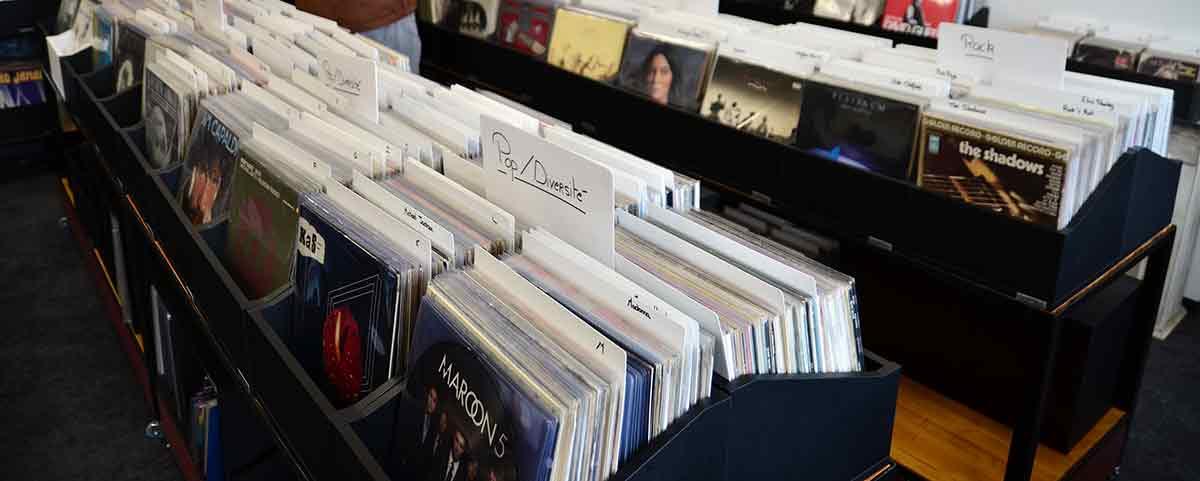 disques vinyles à compiègne