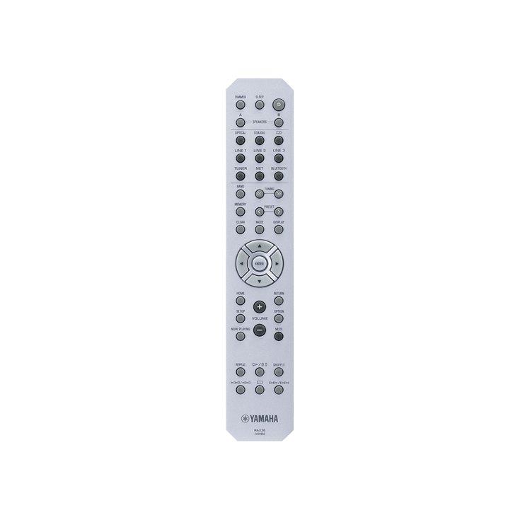 amplificateur-connecte-yamaha-RN303D-SILVER-telecommande-Vinyles-et-hifi-vintage