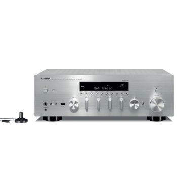 amplificateur connecté yamaha RN803D silver ou noir Vinyles et hifi vintage