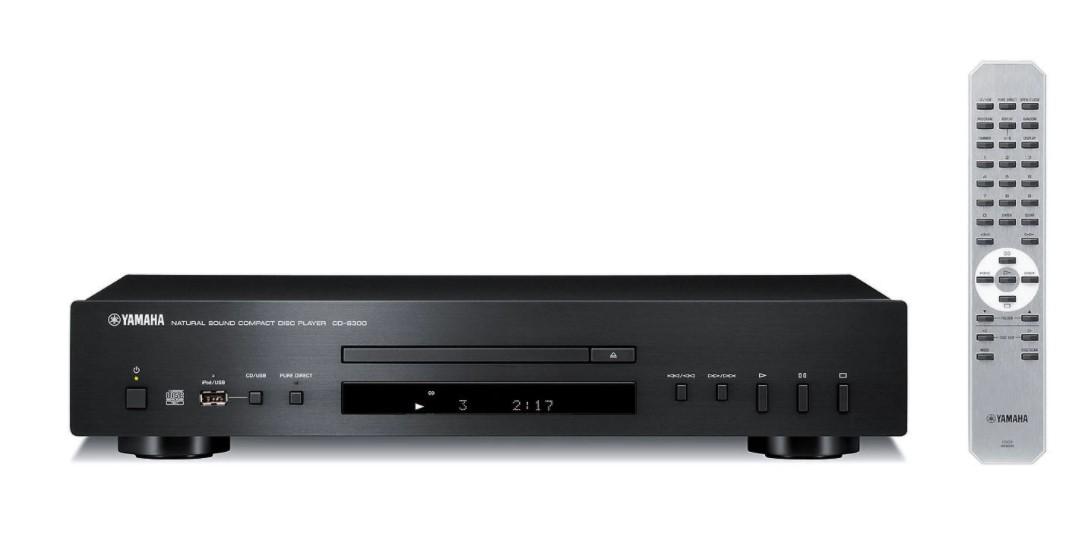 lecteur cd yamaha cd-s300 noir vinyles et hi-fi vintage compiegne