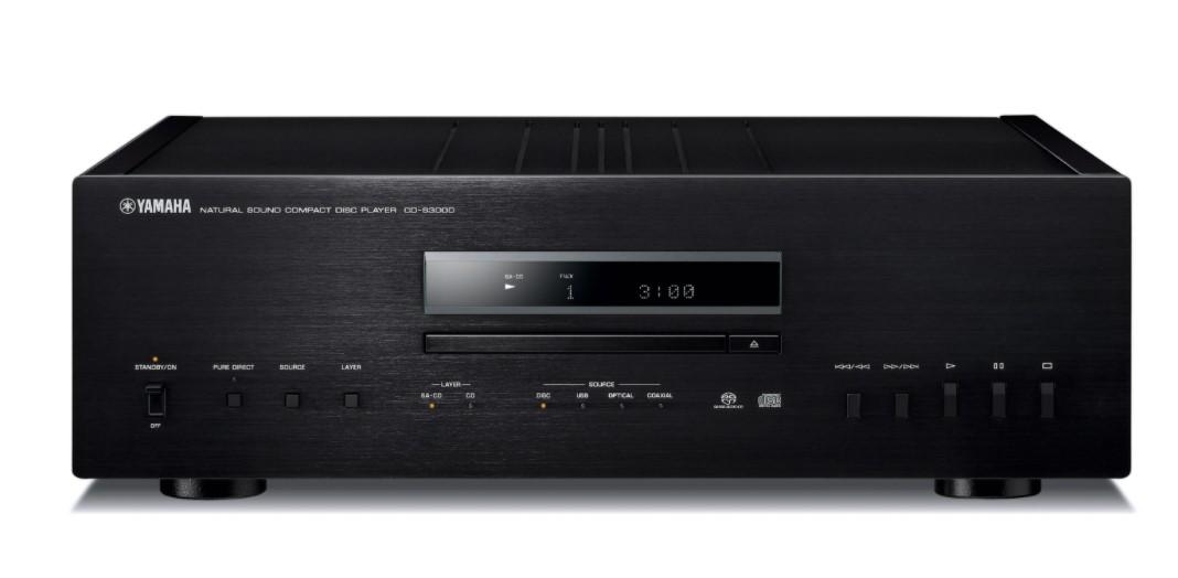 lecteurs cd yamaha cd-s3000 noir vinyles et hi-fi vintage compiègne