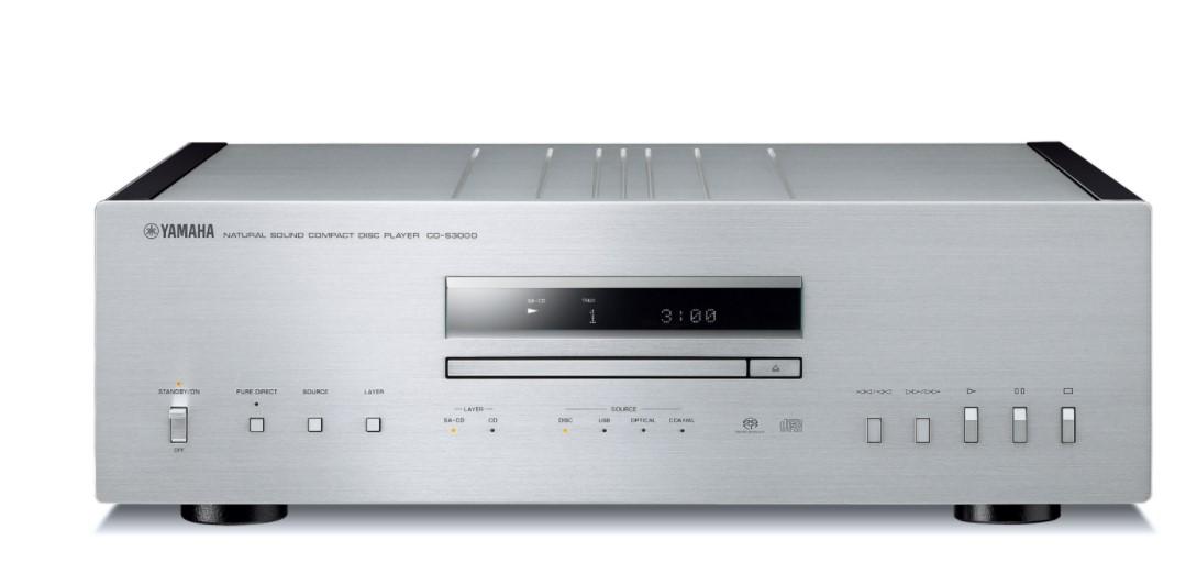 lecteurs cd yamaha cd-s3000 silver vinyles et hi-fi vintage compiègne