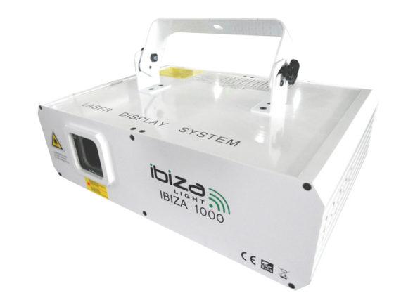 Location de laser Ibiza 1000