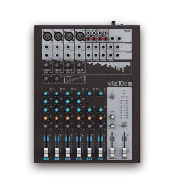 image d'une table de mixage
