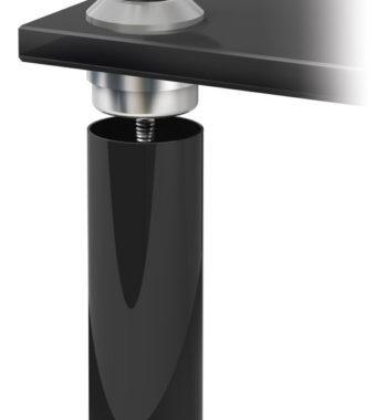 image d'un meuble hifi norstone en verre