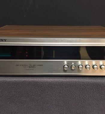 image d'un tuner sony modele st-5055L
