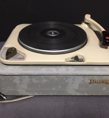 image d'une platine vinyle thorens td-134