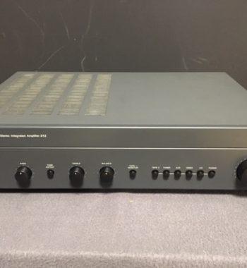 Image d'un amplificateur nad 312