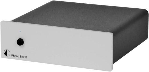 phot d'un pré-amplificateur silver