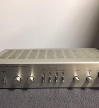 Image d'un amplificateur JVC A-10X gris