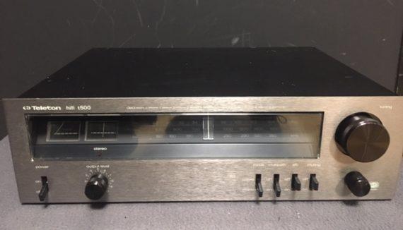 image d'un tuner teleton modele t500