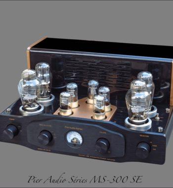 image d'un amplificateur pier audio ms 300 se