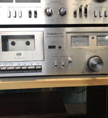lecteur cassette technique m7 vinyles et hifi vintage photo 1