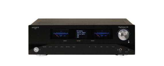 amplificateur Advance paris playstream A5 vinyles et hifi vintage compiègne